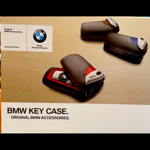 BMW 2016 X5 Key Fob case.